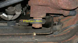 pitman arm